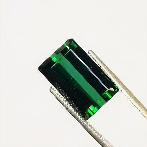 Green Tourmaline 14.10 ct