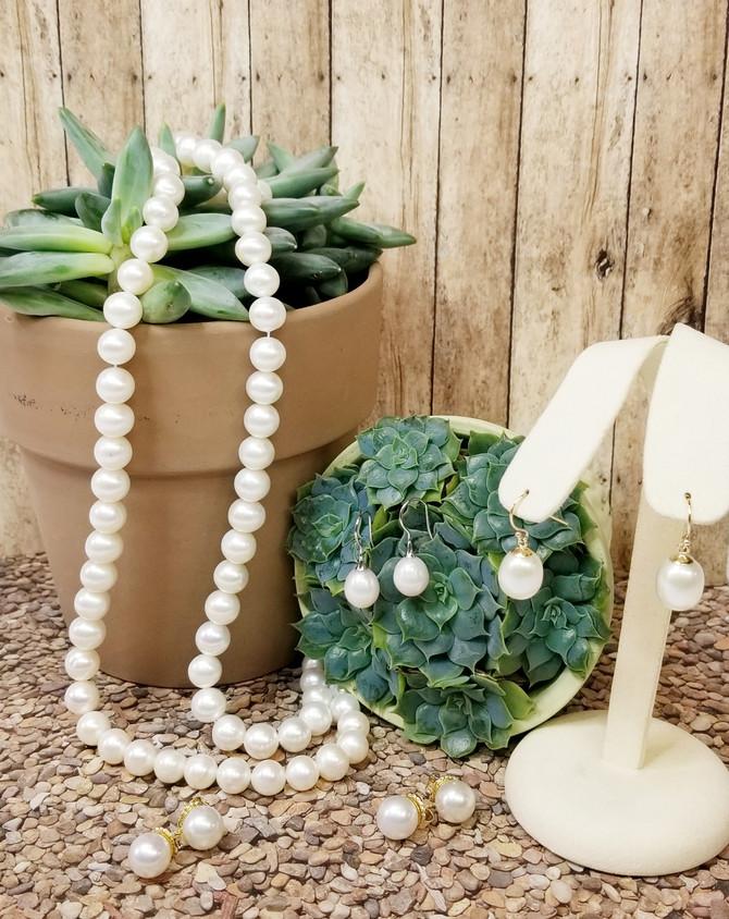 JFG Has Pearl Jewelry!