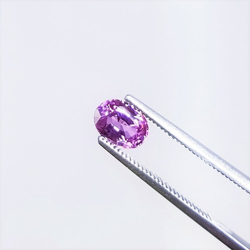 Pink Sapphire 1.31 ct