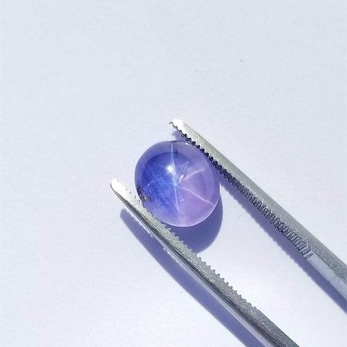 Purple Star Sapphire 4.69 ct