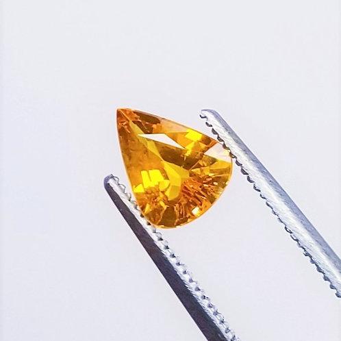 Golden Sapphire 1.31 ct