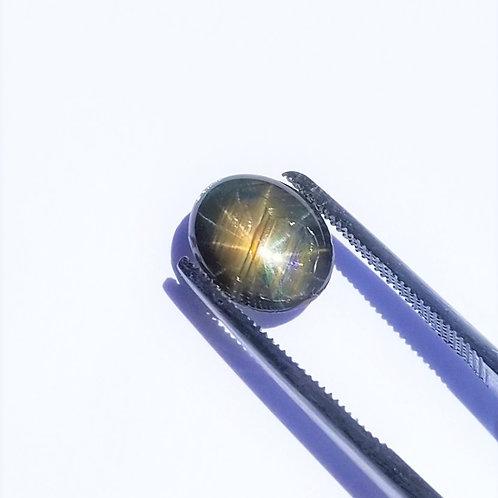 Bi-Color Star Sapphire 3.42 ct