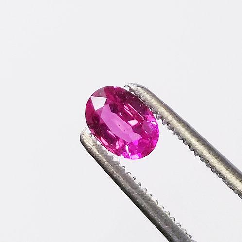 Pink Sapphire 1.00 ct