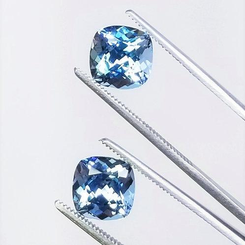 Blue Topaz 8.03 cttw