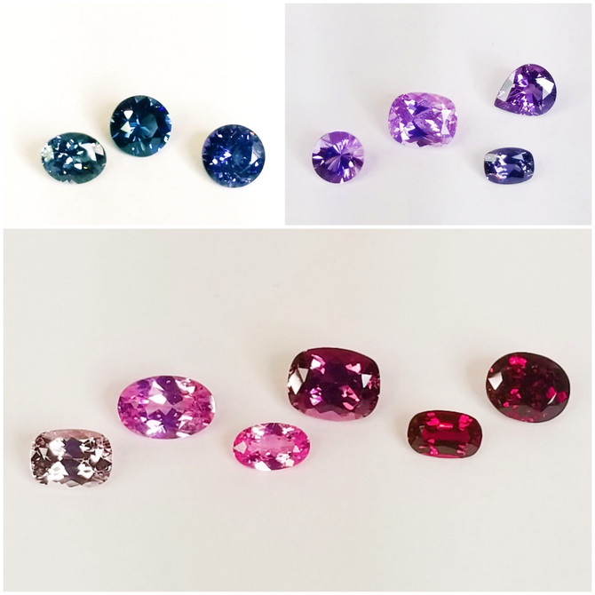 The Spinel Spectrum