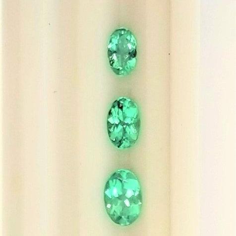 Green Beryl 0.87 cttw