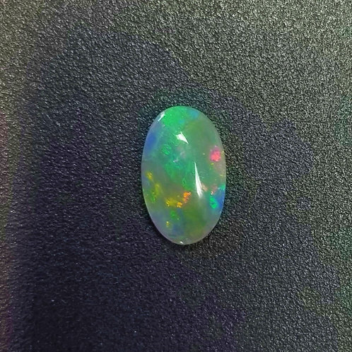 Australian Semi-Black Opal 2.01 ct