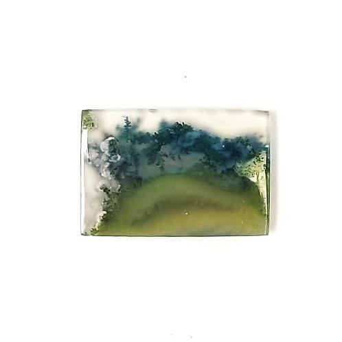 Moss Agate 37.07 ct
