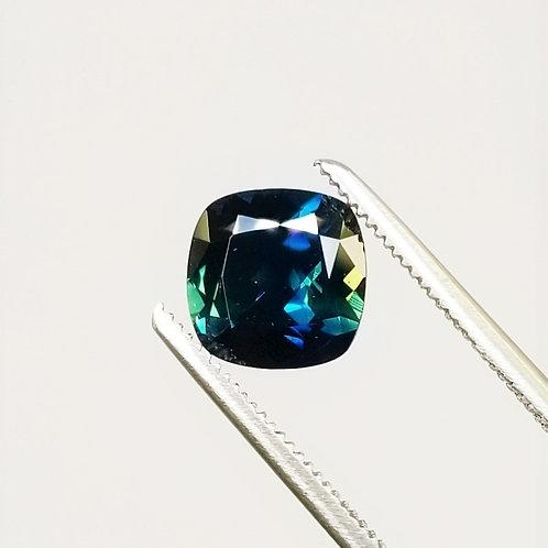 Bi-Color Sapphire 2.82 ct