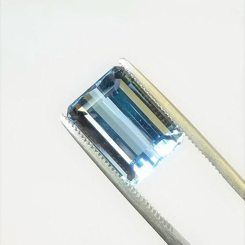 Aquamarine 7.63 ct