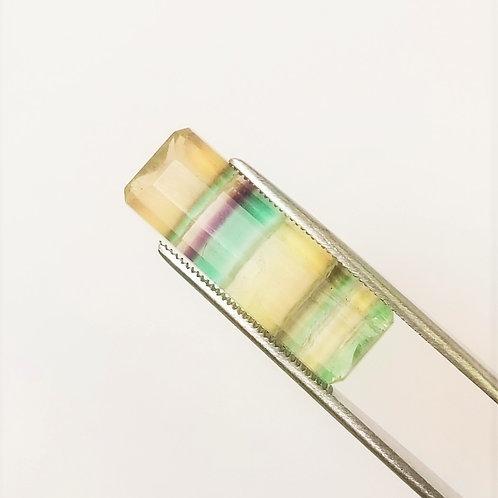 Rainbow Fluorite 17.42 ct