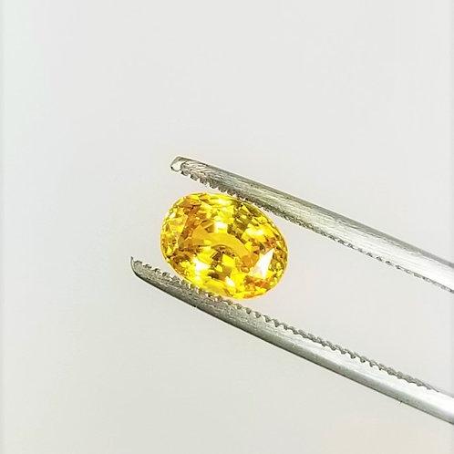 Yellow Sapphire 2.30 ct