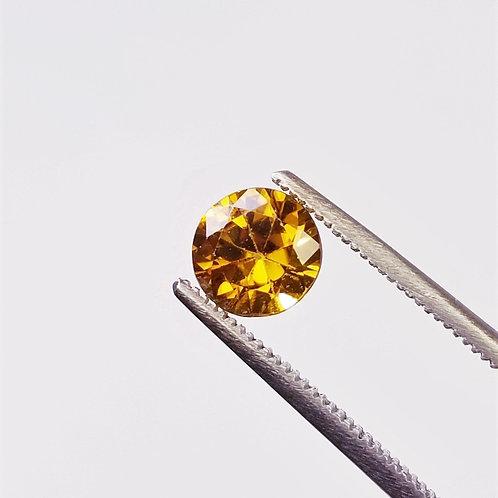 Golden Zircon 1.69 ct