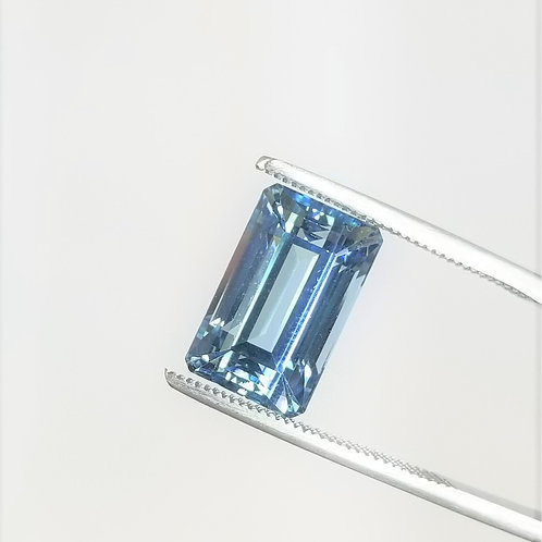 Aquamarine 6.88 ct