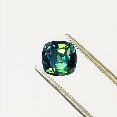 Bi-Color Sapphire 2.37 ct