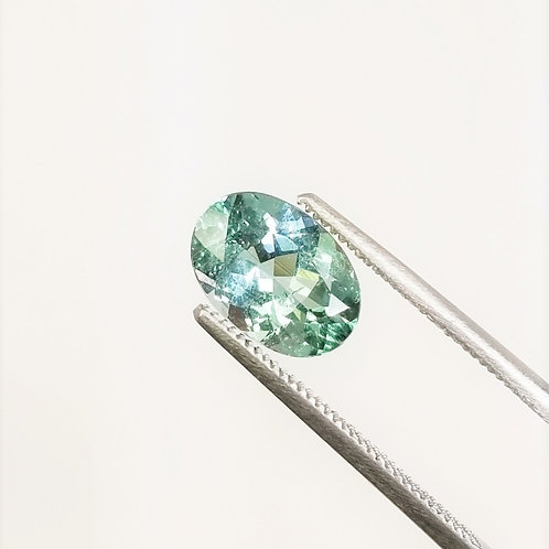 Mint Tourmaline 2.55 ct