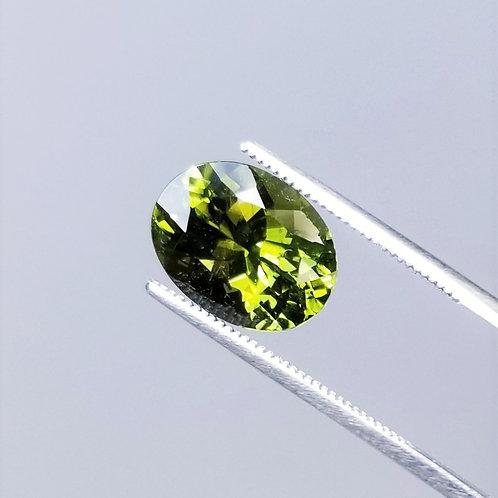 Green Tourmaline 6.42 ct