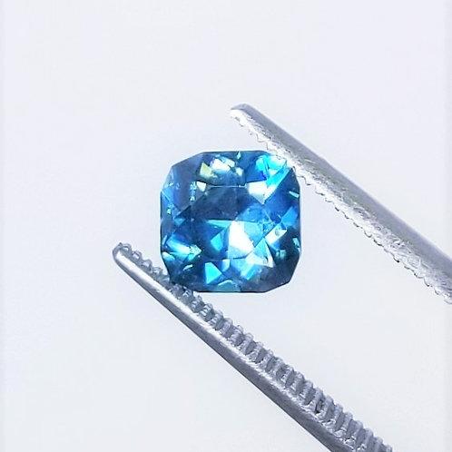 Blue Zircon 2.21 ct