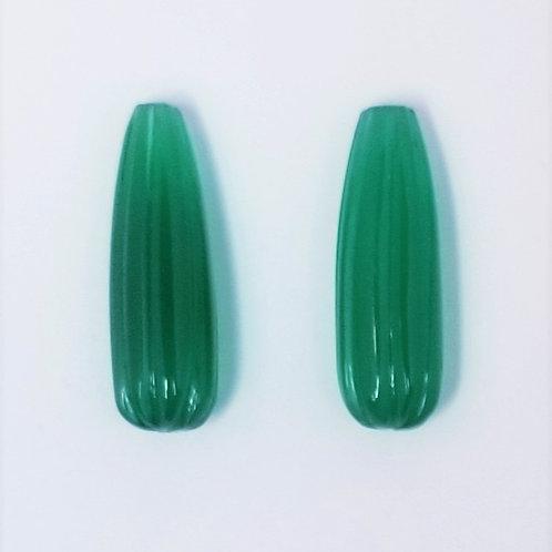 Green Chalcedony 19.80 cttw