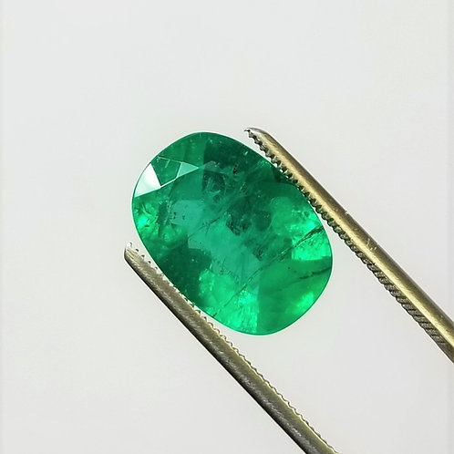 Emerald 7.71 ct