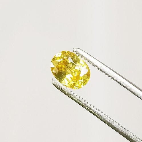 Yellow Zircon 1.97 ct
