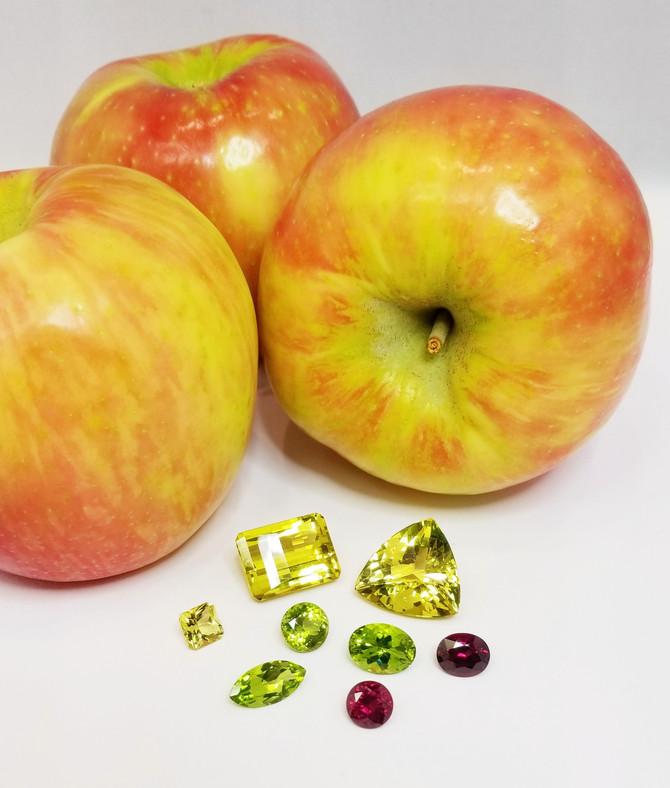An Apple A Day . .