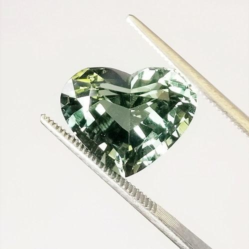 Green Tourmaline 11.18 ct