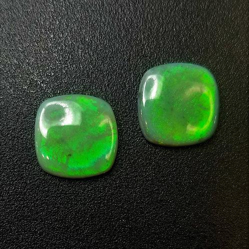Australian Black Opal 6.28 cttw