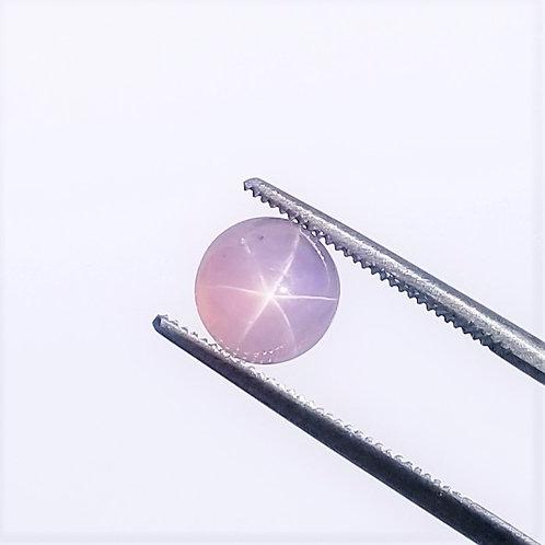 Pink Star Sapphire 4.36 ct