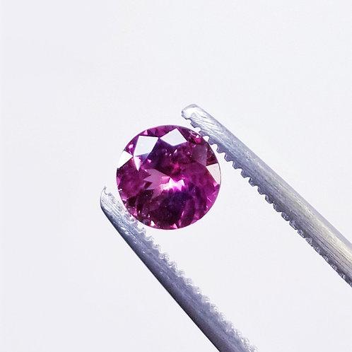 Pink Sapphire 0.75 ct