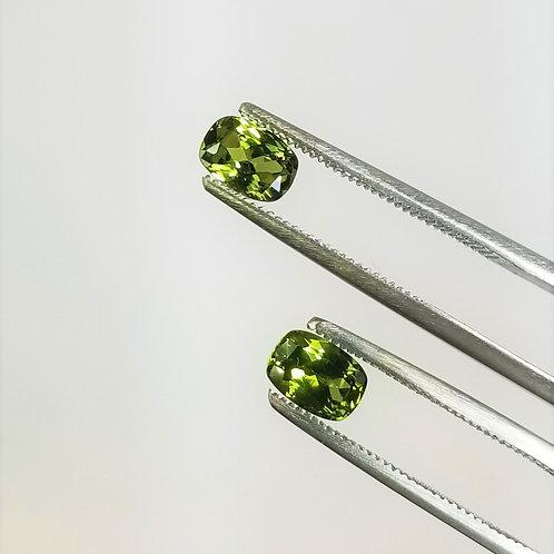 Green Sapphire 1.87 cttw