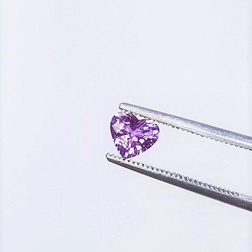 Lilac Sapphire 0.96 ct