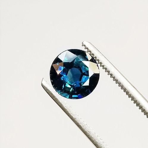 Bi-Color Sapphire 2.15 ct