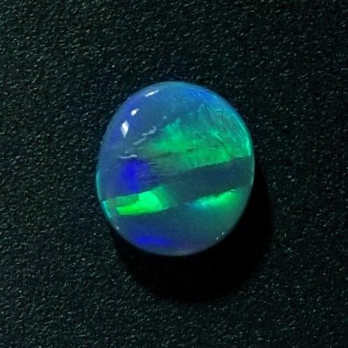 Australian Black Opal 5.74 ct