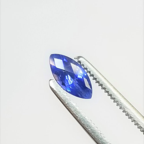 Sapphire 0.77 ct