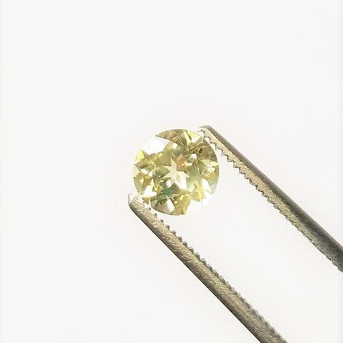 Yellow Sapphire 1.33 ct