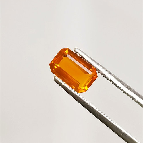 Mexican Fire Opal 1.25 ct