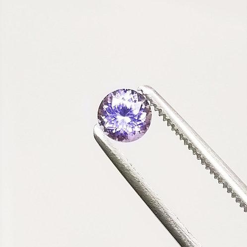 Lavender Sapphire 0.77 ct