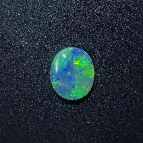 Australian Black Opal 12.67 ct