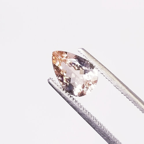 Peach Morganite 1.43 ct