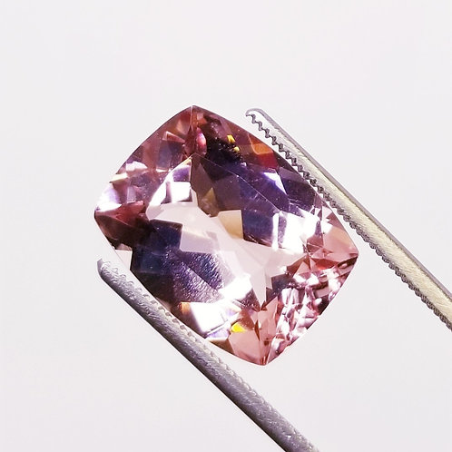 Pink Morganite 10.09 ct