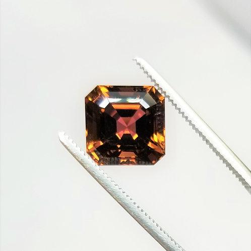Orange Tourmaline 5.03 ct