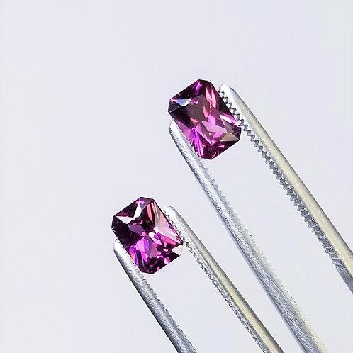 Rhodolite 2.44 cttw