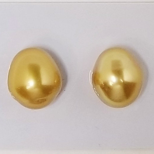 Golden South Sea Cultured Pearl