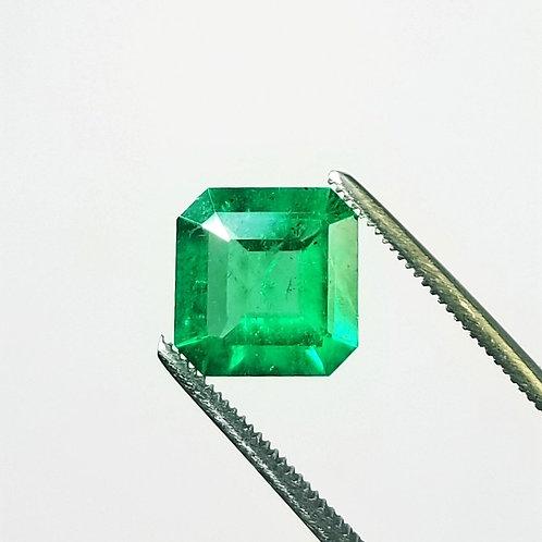 Emerald 3.76 ct