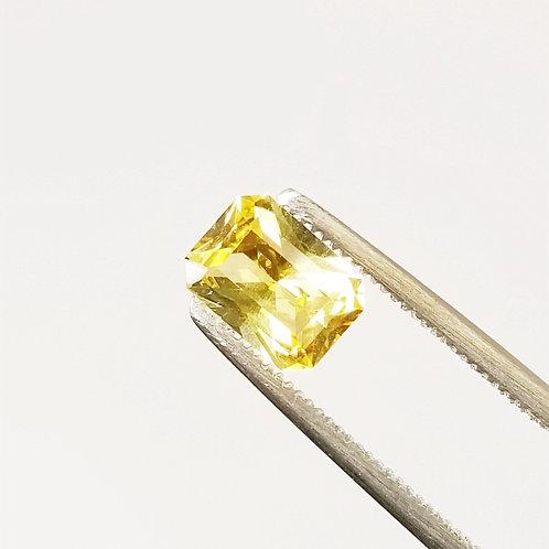 Yellow Topaz 1.51 ct