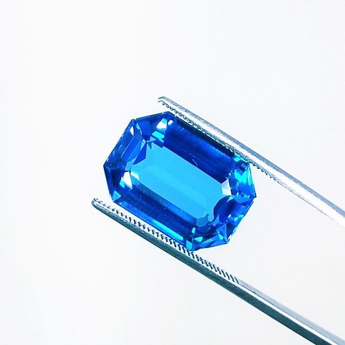 Swiss Blue Topaz 15.01 ct