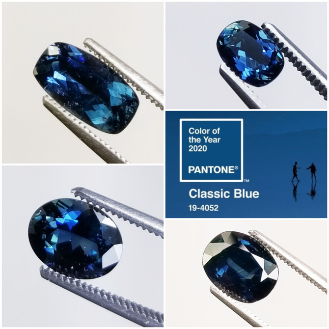 Classic Blue - Color Of The Year for 2020!