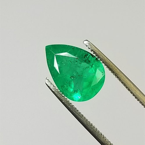 Emerald 3.83 ct