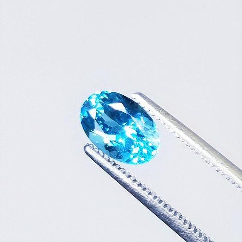 Blue Apatite 1.65 ct